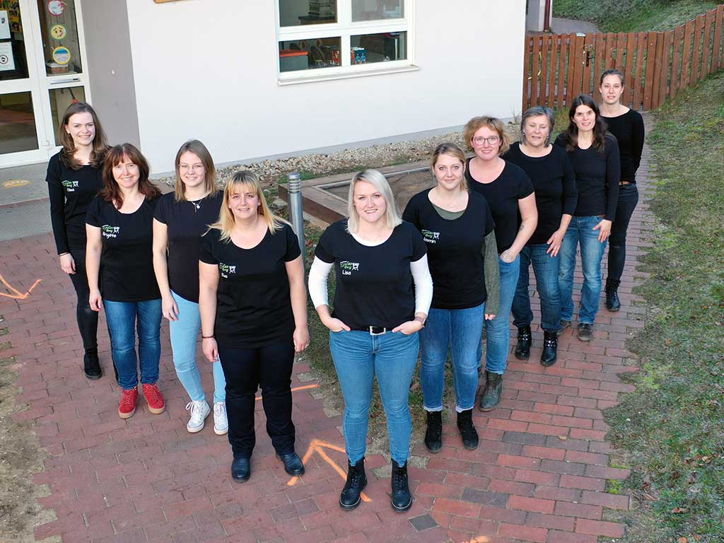 Team Kinderburg Hiltpoltstein